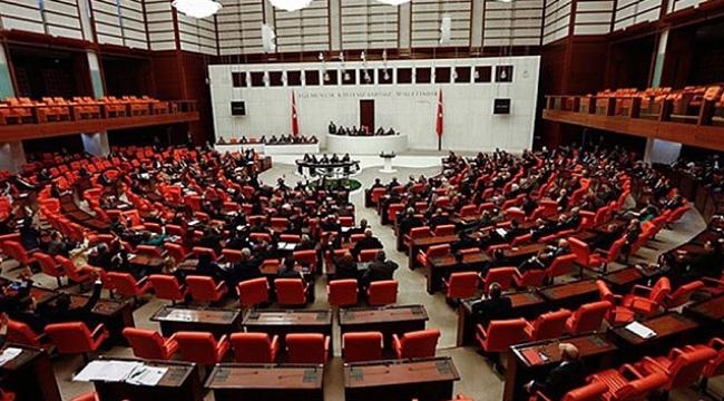 Mecliste kabul edildi