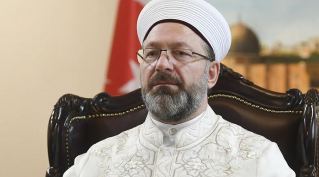 Türkiye Barolar Birliği, Diyanet İşleri Başkanı Erbaş'ı istifaya davet etti